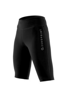 Zero Point - Performance Compression Shorts Women - BLACK (MUSTA) | Stockmann