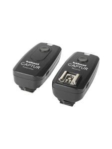 Hähnel - Hähnel Captur kaukolaukaisin ja salama triggeri (Nikon) - null | Stockmann