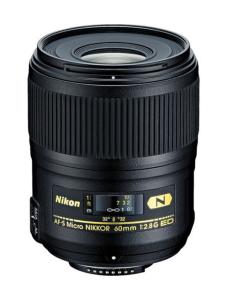 Nikon - Nikon AF-S Micro Nikkor 60mm f/2.8G ED | Stockmann
