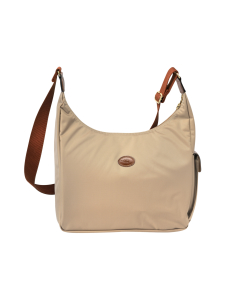 Longchamp - Le Pliage Hobo Bag - Laukku - BEIGE | Stockmann