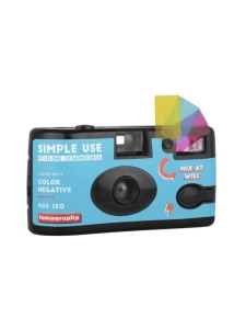 Lomography - Lomography Simple Use kertakäyttökamera 36-kuvan värifilmillä | Stockmann