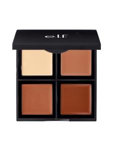 ELF Cosmetics - Cream Contour Palette -voidemainen varjostusväripaletti 12,4g | Stockmann