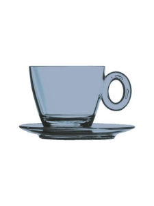 Mepra - Policarbonato-kahvikuppi ja aluslautanen - SAPHIR   Stockmann