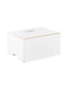 Hima Furniture - Hima Magic Boksi seisomatyöpiste - Brilliant White - VALKOINEN | Stockmann