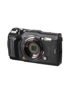 Olympus - Olympus TG-6 (musta) -vedenkestävä digikamera | Stockmann