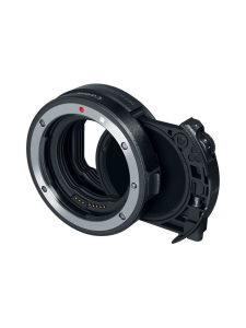 Canon - Canon EF - EOS R Drop-in Mount Adapter ND-suotimella | Stockmann