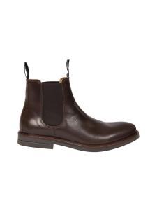 Berkeley - Chelsea Leather Boots -nahkanilkkurit - TUMMANRUSKEA   Stockmann