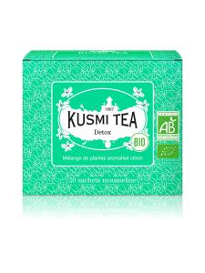Kusmi Tea - Detox Luomu Pussitee 20kpl 40g | Stockmann
