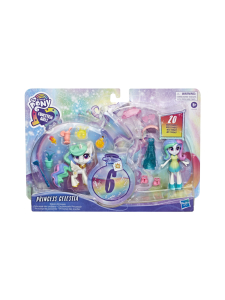 My Little Pony - HASBRO MY LITTLE PONY EG DOLLS  Poni ja prinsessa, valikoima   Stockmann
