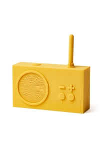 Lexon - TYKHO3 FM-RADIO JA LANGATON KAIUTIN - Lexonin kynä kaupan päälle! - KELTAINEN | Stockmann