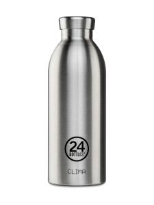 24Bottles - Clima Bottle, 0,5l -juomapullo - Steel - HOPEA   Stockmann