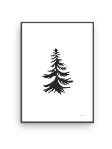 HANNASAARI - Kuusi juliste 50x70 cm - null | Stockmann