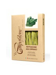 La Campofilone - Pasta Pinaatti Fettuccine 250g | Stockmann