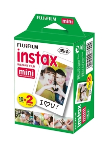 Fujifilm - Fujifilm Instax Film Mini (20 kuvaa) pikafilmi | Stockmann