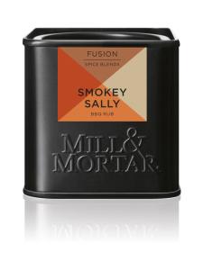 Mill & Mortar - Maustesekoitus Smokey Sally Luomu 50g | Stockmann