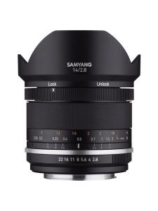 Samyang - Samyang MF 14mm f/2.8 MK II (MFT) -objektiivi | Stockmann