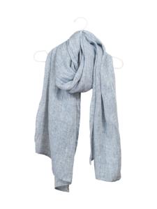 Nordic Swan Living - Jeans pellava -huivi - SININEN | Stockmann