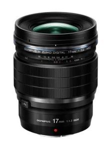 Olympus - Olympus M.Zuiko Digital ED 17mm f/1.2 PRO -objektiivi | Stockmann