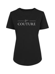 Riikka Couture - Classic T-paita - MUSTA | Stockmann