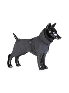 PAIKKA - Visibility Raincoat Dark for Dogs - BLACK | Stockmann