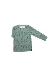 Melli EcoDesign - Paita Sulka eukalyptus 74/80-134/140 - EUKALYPTUS | Stockmann