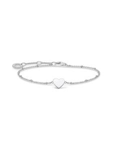 Thomas Sabo - Thomas Sabo Bracelet Heart with Dots -rannekoru | Stockmann