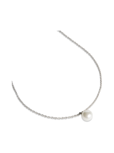 pfgSTOCKHOLM - Pearls for Girls-Jen Kaulakoru - SILVER/WHITE   Stockmann