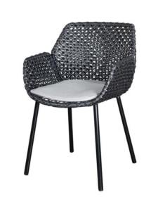 Cane-Line - Vibe-tuoli - MUSTA | Stockmann