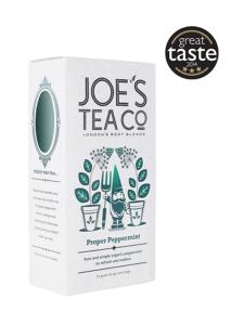Joe's Tea Company - Proper Peppermint Luomu Tee Joe's Tea Co | Stockmann