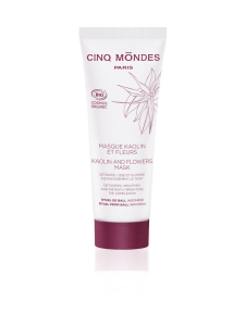 Cinq Mondes - Kaolin and Flowers Mask (60ml)   Stockmann