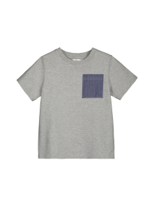 Gauhar Helsinki - T-paita harmaa meleerattu puuvilla pojat - HARMAA | Stockmann