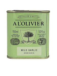 A L'Olivier - Oliiviöljy Extra Vergine Villi Valkosipuli 150ml | Stockmann