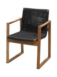 Cane-Line - Endless-tuoli - TUMMA HARMAA, TEAK | Stockmann