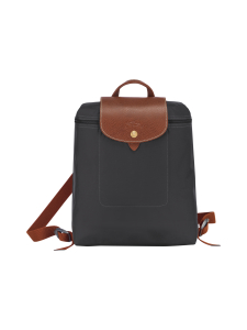 Longchamp - Le Pliage Backpack -Reppu - GUN METAL | Stockmann