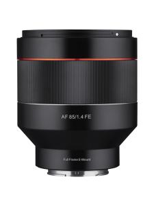 Samyang - Samyang AF 85mm f/1.4 (Sony FE) -objektiivi | Stockmann