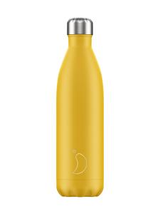 Chilly's - Matte Burnt Yellow -juomapullo 750 ml - KELTAINEN | Stockmann