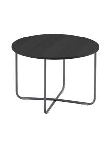 HT Collection - Nordic -sohvapöytä, Tumma ∅ 60 cm - MUSTA | Stockmann