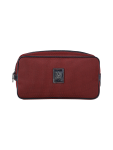 Longchamp - Boxford - Toiletry Case - Toilettilaukku - RED LACQUER | Stockmann