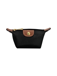 Longchamp - LE PLIAGE-  COIN PURSE - KOLIKKOKUKKARO - BLACK | Stockmann