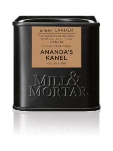 Mill & Mortar - Anandan Kaneli Luomu 45g | Stockmann