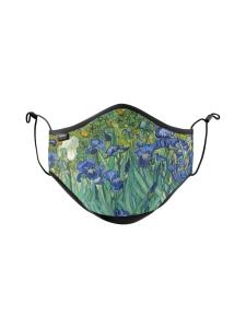 Kowi Kowi - Vincent Van Gogh Irises-Kasvomaski | Stockmann