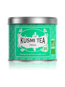 Kusmi Tea - Detox Luomu Irtotee 100g | Stockmann