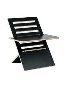 Hima Furniture - Hima Lifter seisomatyötaso - Gloss Black - MUSTA | Stockmann