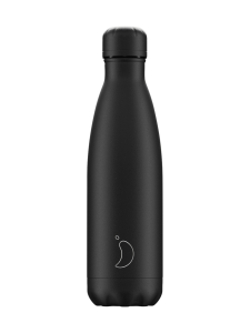 Chilly's - All Black -juomapullo 500 ml - MUSTA | Stockmann