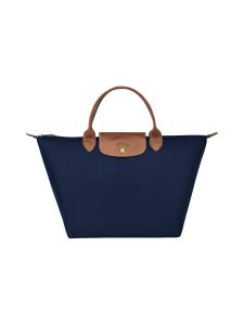 Longchamp - Le Pliage Top Handle M -Laukku - NAVY | Stockmann