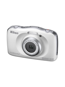 Nikon - Nikon Coolpix W150 Veden ja iskun kestävä - Valkoinen | Stockmann