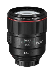 Canon - Canon EF 85mm f/1.4L IS USM - null | Stockmann
