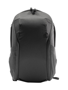 Peak Design - Peak Design Everyday Backpack ZIP 20L kamerareppu - Black | Stockmann