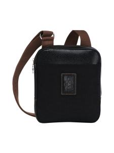 Longchamp - BOXFORD - CROSSBODY BAG XS - OLKALAUKKU - BLACK   Stockmann