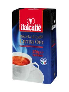 Italcaffé - Kahvi Jauhettu Crema Oro Italcaffé 250g   Stockmann